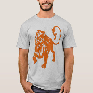 lion orange T-Shirt