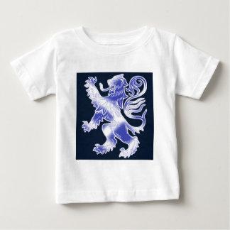 Lion Rampant Blue Baby T-Shirt