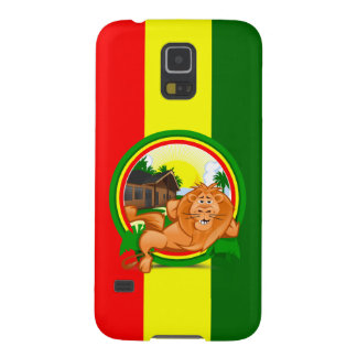 Lion rasta galaxy s5 cases