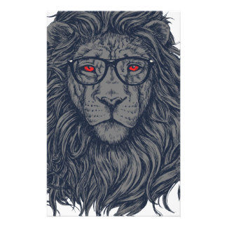 Lion redeye stationery paper