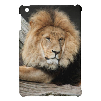Lion Resting iPad Mini Cases