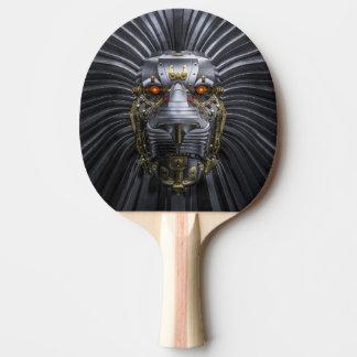 Lion Robot Ping Pong Paddle