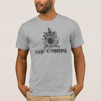 Lion Self Control T-Shirt