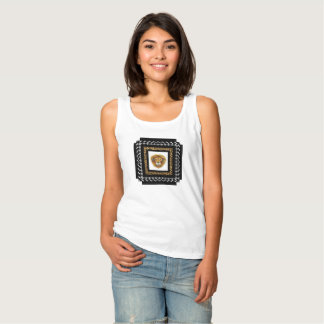 Lion Tank Top for Women Two