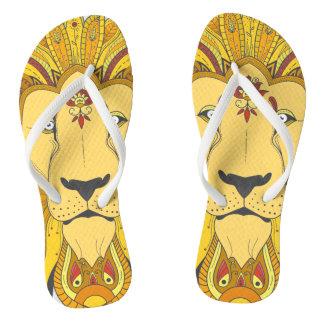 LION THE KING FLIP FLOPS