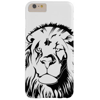 Lion Tribal 002 Barely There iPhone 6 Plus Case