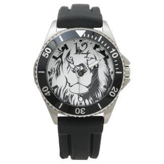 Lion Tribal 002 Watch
