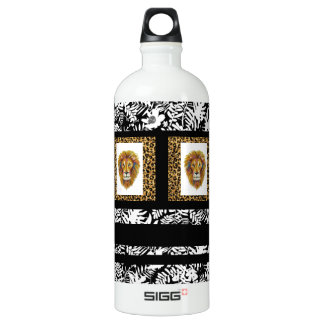 Lion Water Bottle Two