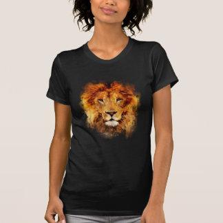 Lion Watercolor T-Shirt