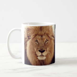 Lion Whisperer Mug