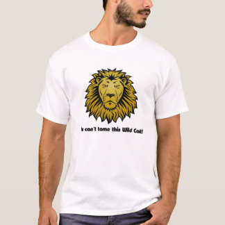 Lion Wild Cat T-Shirt