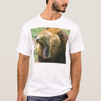 Lion Yawn T-Shirt