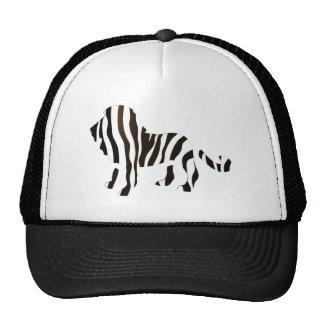 Lion Zebra Mash Up Trucker Hat