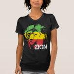 Lion Zion Tee Shirts