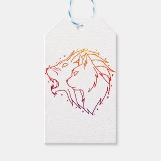 Lionclan Gift Tags