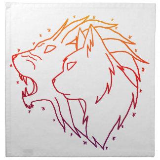 Lionclan Napkin