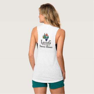 Liondog/Rhodesian Ridgeback/shirt Tank Top