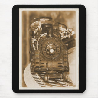 Lionel Model Train Mouse Pad