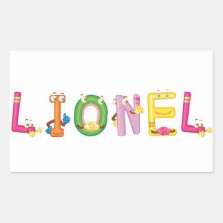 Lionel Sticker