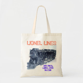 LIONEL TRAINS BAG