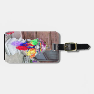 Lionel's Pride luggage tag