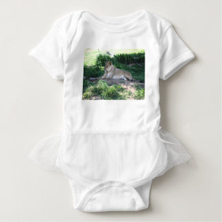 Lioness Baby Bodysuit