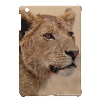 Lioness Face iPad Mini Case