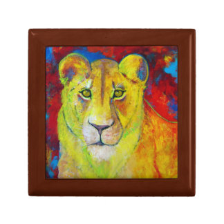 Lioness Gift Box