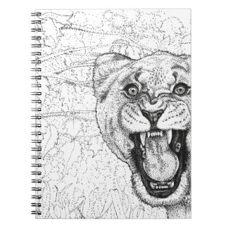 Lioness Notebook