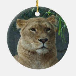 Lioness Ornament