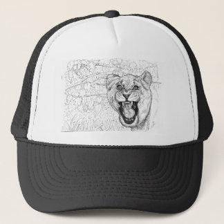 Lioness Trucker Hat