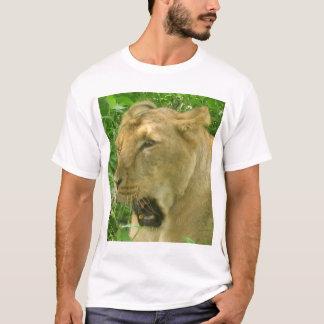 lioness yawn1 shirt