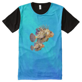 Lionfish All-Over-Print T-Shirt