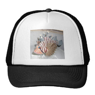 LIONFISH AND OTHERS TRUCKER HAT