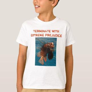 Lionfish Death 2 T-Shirt