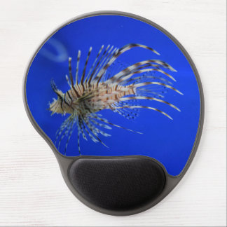 Lionfish Gel Mouse Pad