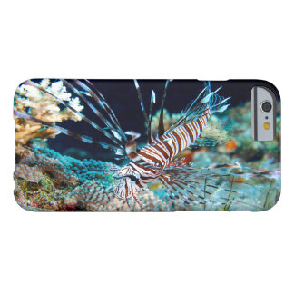 Lionfish on the Great Barrier Reef iPhone 6 case