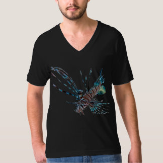 Lionfish on the Great Barrier Reef T Shirts