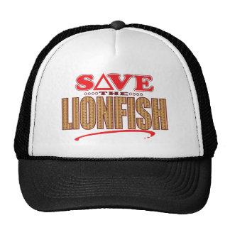 Lionfish Save Trucker Hat