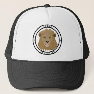 Lions Athletics Emblem Trucker Hat