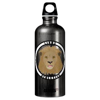 Lions Athletics Emblem Water Bottle