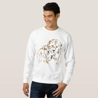 Lions belong free sweatshirt