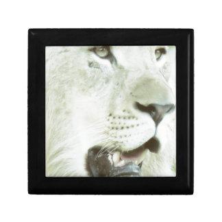 Lion's Face Close-up! Keepsake Boxes