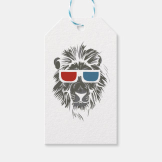 LIONS GIFT TAGS