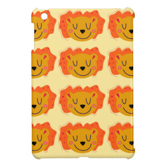 LIONS GOLD LITTLE KIDS LIONS iPad MINI COVER