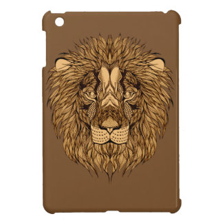 Lion's Head iPad Mini Covers
