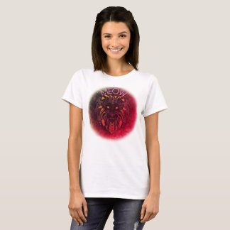 Lion's Head Women's Basic T-Shirt