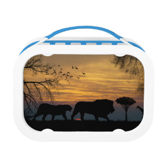 Lions Lunch Box