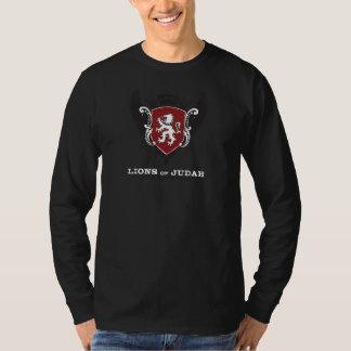 Lions of Judah Long Sleeve T-Shirt