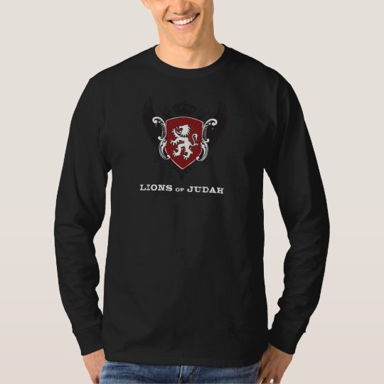 Lions of Judah Long Sleeve T-Shirt